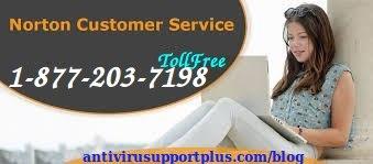 Norton Customer Service 1-877-203-7198