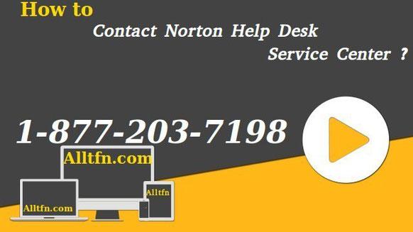 Norton Customer Service 1-888-809-3892