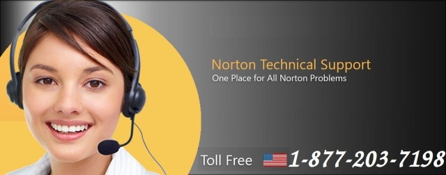 Norton Technical Support at 1-877-203-7198